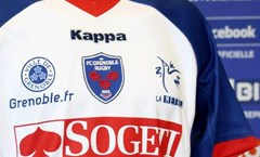 Maillot FC Grenoble Rugby 2014-2015